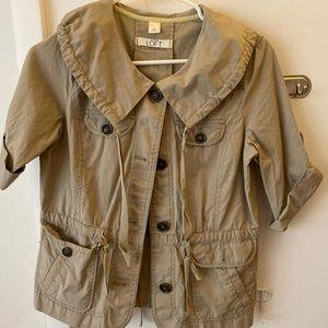 Women petite outerwear jacket coat trench top